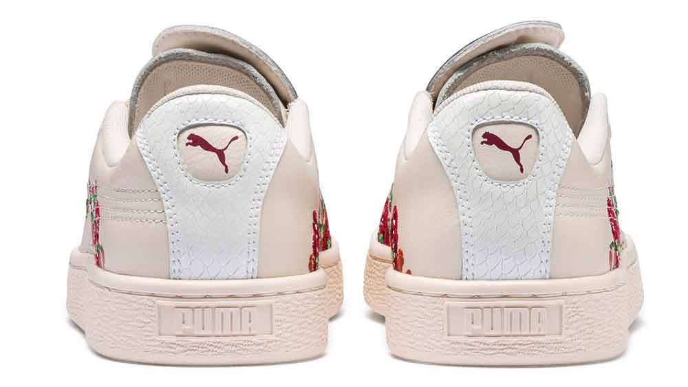 Puma Basket x Sue Tsai 'Cherry Bombs' Nude
