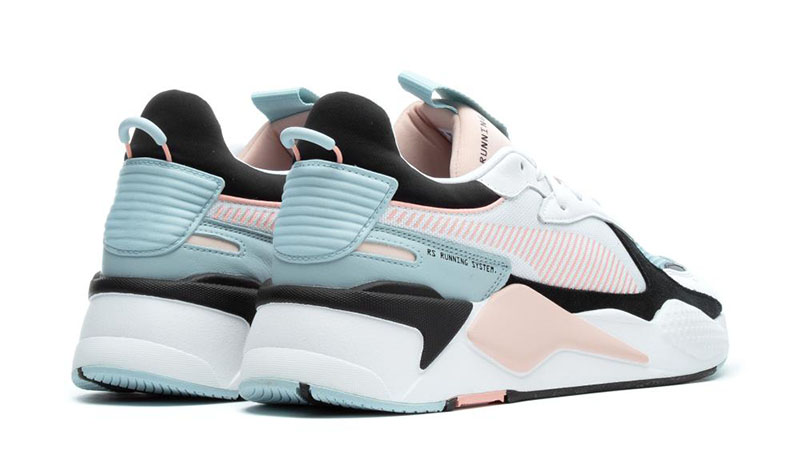 213385d426 PUMA RS-X Reinvention White Pink Womens | 369579-06