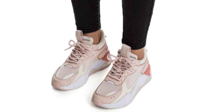 Puma RS-X Tracks Pink Peach