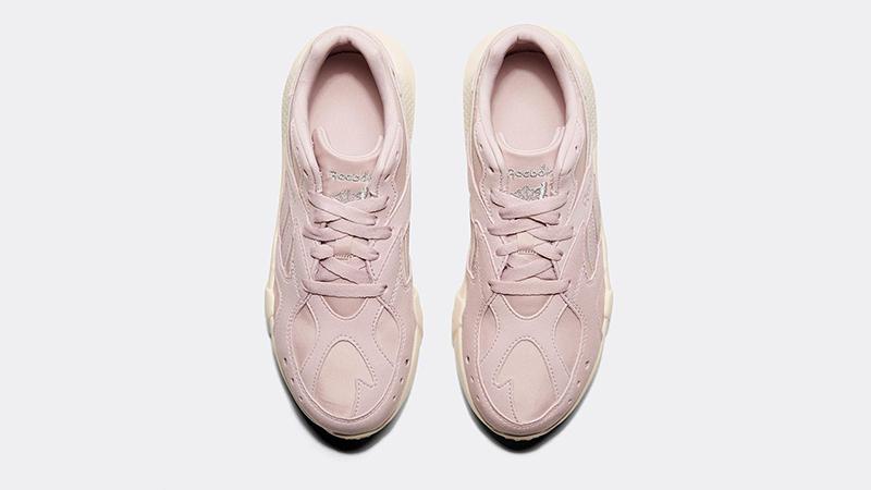80c5e3feec0cf Reebok Aztrek Double Lilac White Womens 02