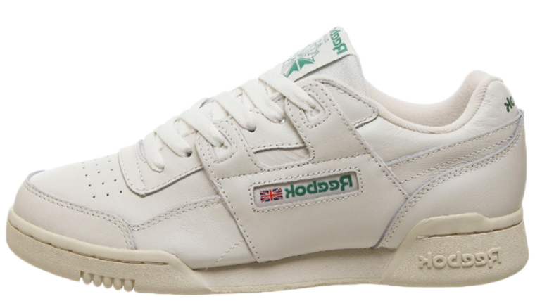 reebok workout plus green
