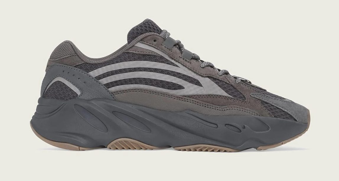 An Official Look At Yeezy's Upcoming BOOST 700 V2 In 'Geode'