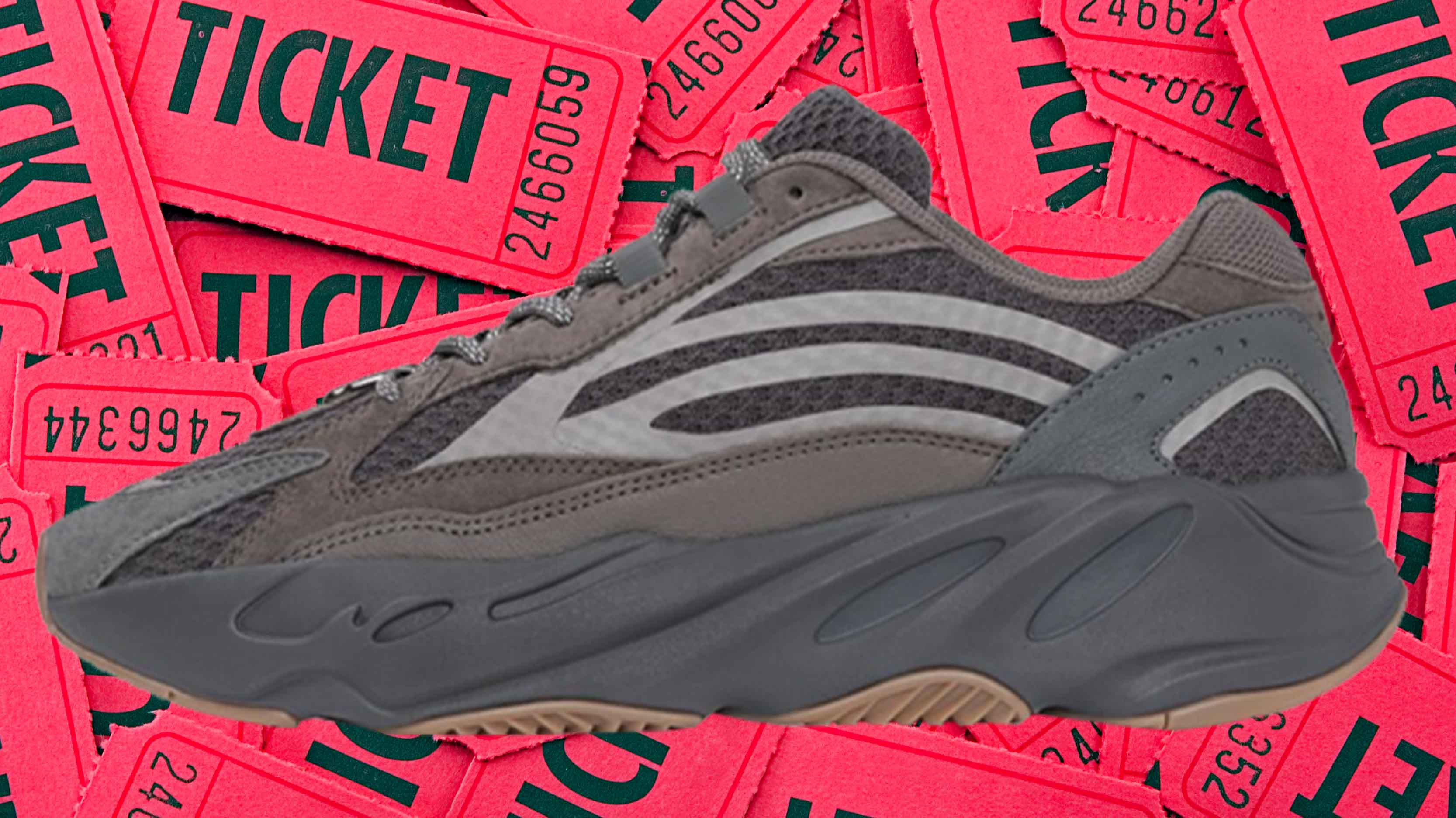 pretty nice c43fa 8119a A Complete Raffle Guide To Cop The Yeezy 700 V2 Geode ...