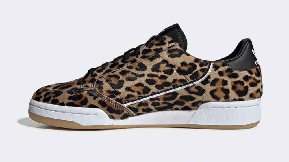 c0e56041da7 adidas Continental 80 Leopard | F33994 | The Sole Womens
