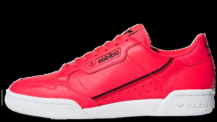 adidas Continental 80 Shock Red | CG7131