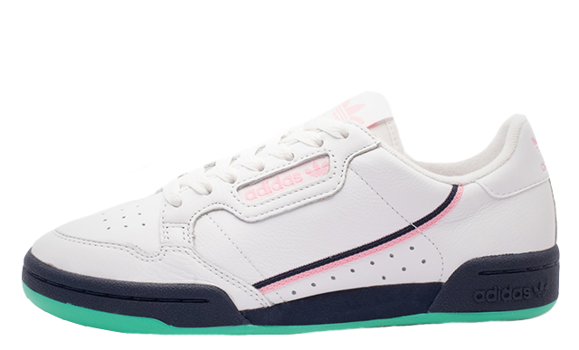 super popular ed50f 05ba8 adidas Continental 80 White Mint Womens   G27724. Release Fri 15th Mar, 2019  ...