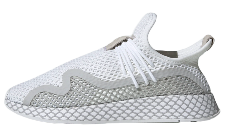 adidas Deerupt S White Grey | DB2684