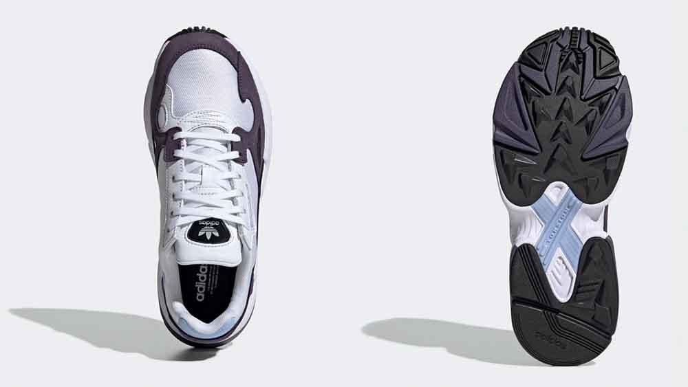 adidas Falcon Trace Purple | EE9311