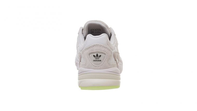 best service 791cc a3a33 adidas Falcon Trainers Hi Res Yellow Japan 01