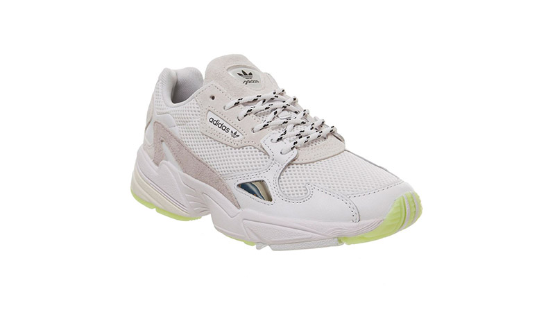 cheap for discount cb1ec 721dc adidas Falcon Trainers Hi Res Yellow Japan 03