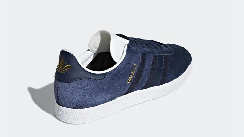 adidas Gazelle Navy White CG6058 01