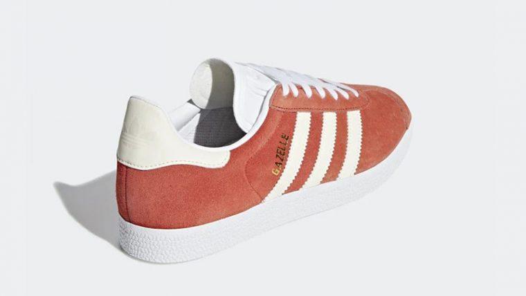 adidas Gazelle Orange Tint CG6067 01