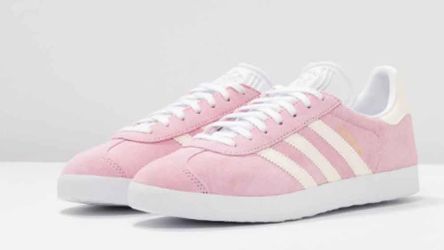 adidas Gazelle Pink White | Where To Buy | F34327 | Ietp