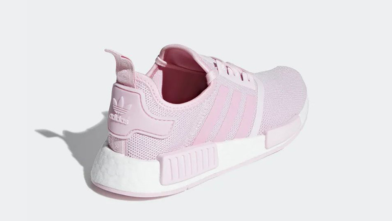 adidas NMD R1 Pink White G27687 01