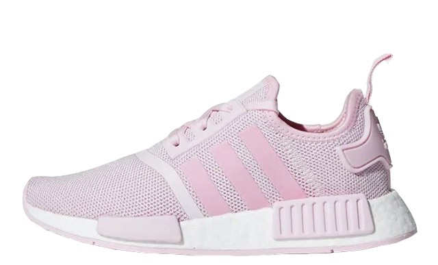 new concept 8ed90 807ec adidas NMD R1 Pink White | G27687