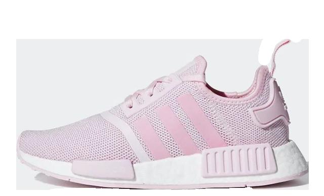 adidas NMD R1 Pink White
