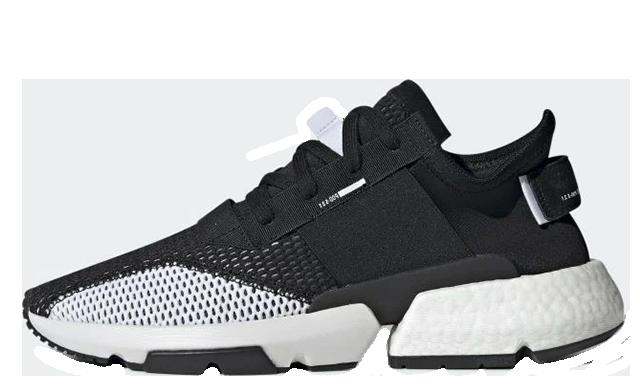adidas P.O.D. S 3.1 Black White | DB2930