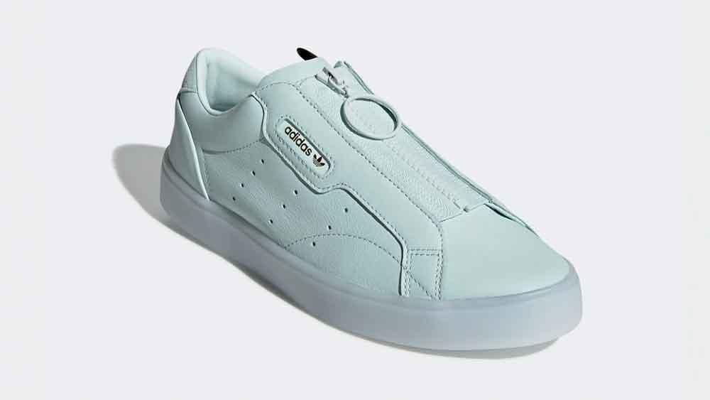 adidas Sleek Z Ice Mint   EE8611   The