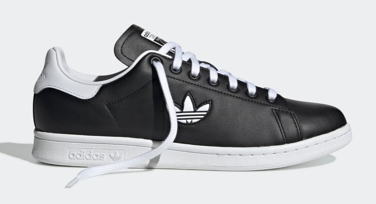 competitive price 133af bcd35 adidas Stan Smith Black White Trefoil | BD7452