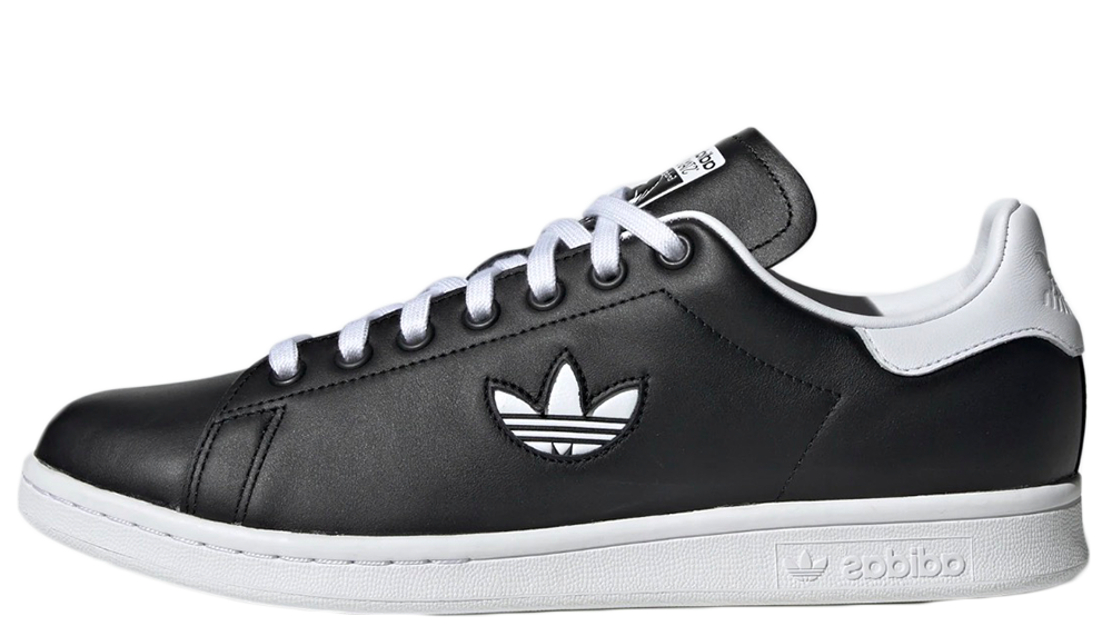 competitive price 079af 09582 adidas Stan Smith Black White Trefoil | BD7452