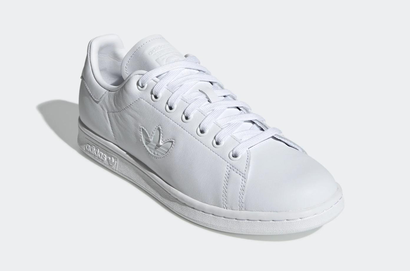 adidas Stan Smith White Trefoil