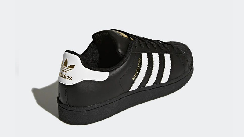 the latest 6d458 54b44 adidas Superstar Black White | B27140