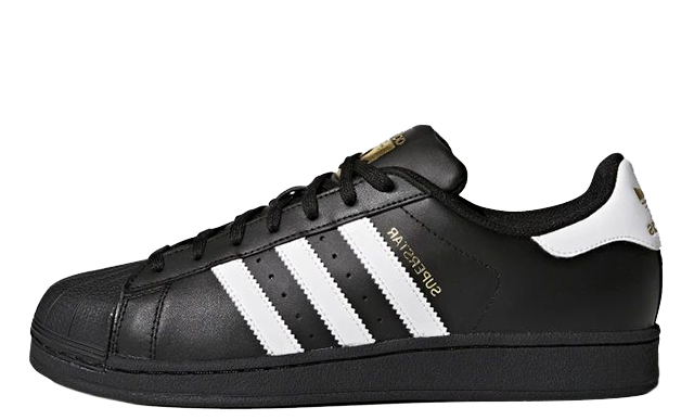 adidas Superstar Black White B27140
