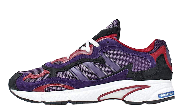 adidas Temper Run Purple Black