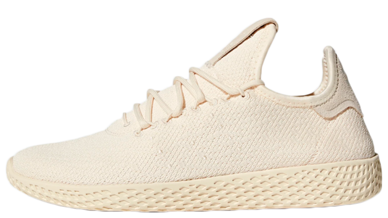 adidas x Pharrell Williams Tennis HU Beige | D96552 feature thumbnail image