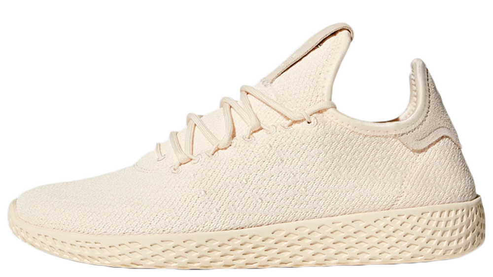adidas x Pharrell Williams Tennis HU Beige | D96552 feature