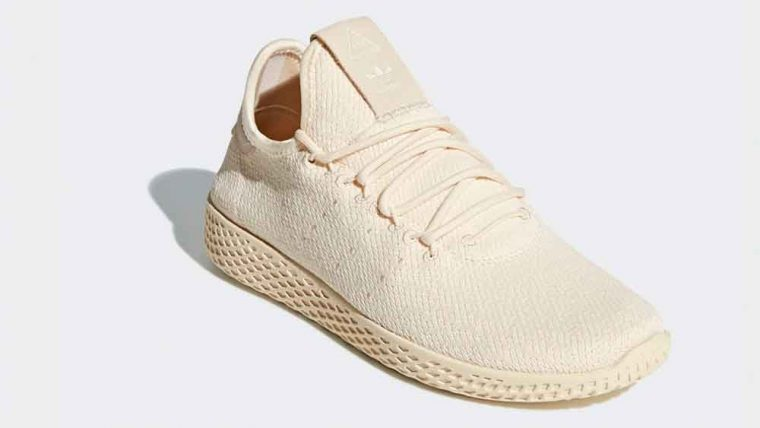 adidas x Pharrell Williams Tennis HU Beige | D96552 thumbnail image