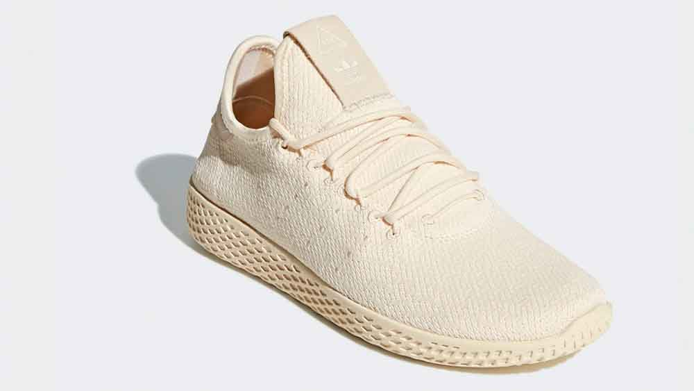 adidas x Pharrell Williams Tennis HU Beige | D96552