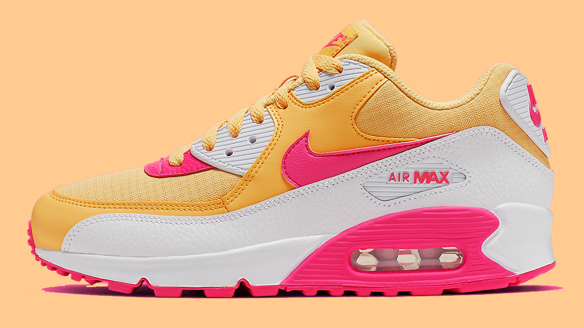 The Upcoming Air Max 90 Is Going To Add A Tropical Twist To Your Rotation