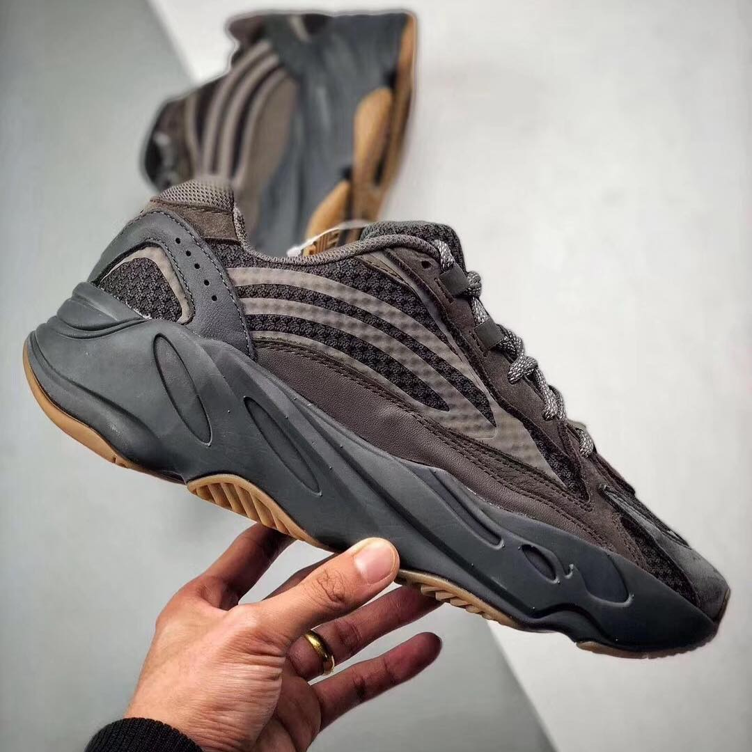 new style 65137 1c264 The Yeezy Boost 700 V2 Geode Releases This Week | Style ...