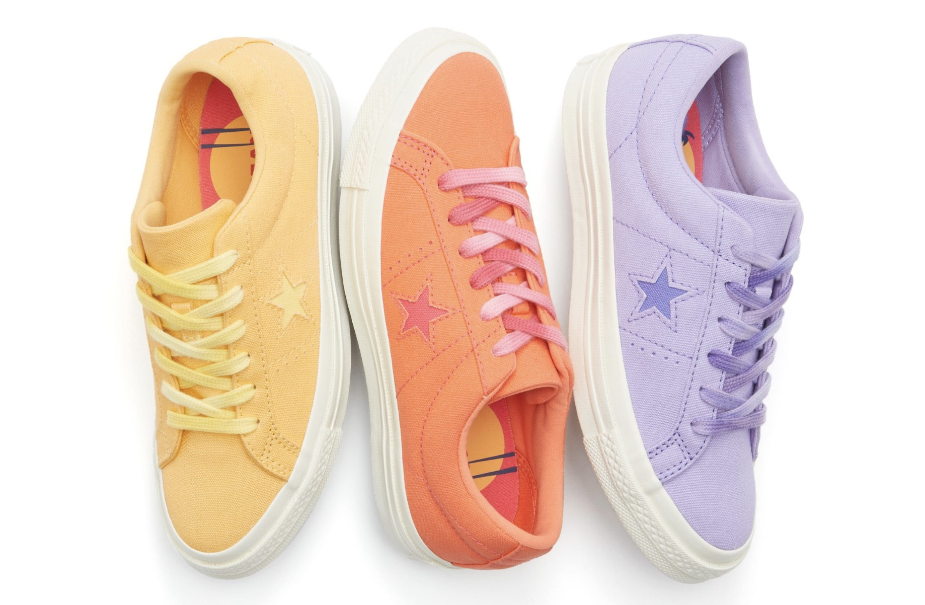 Converse The Sole Womens One Star 3