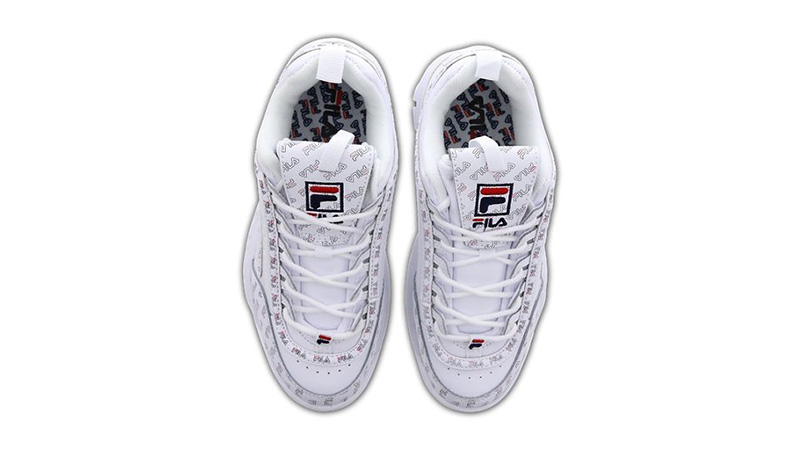 Fila Disruptor II White middle