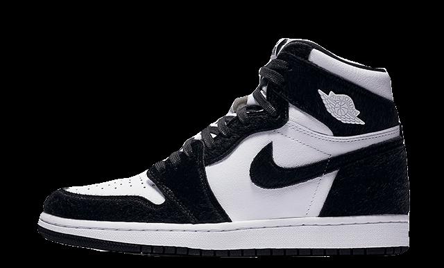 sports shoes ab940 3d1a3 Jordan 1 Black White Womens   CD0461-007