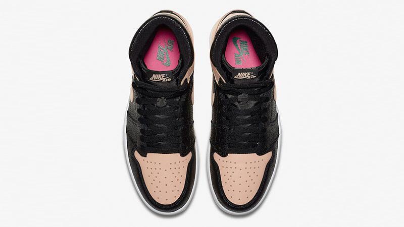Jordan 1 Crimson Tint 555088-081 middle