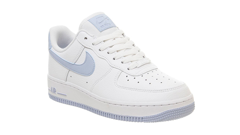 Nike Air Force 1 07 White Light Blue front