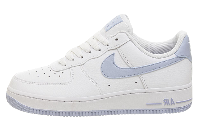 Nike Air Force 1 07 White Light Blue
