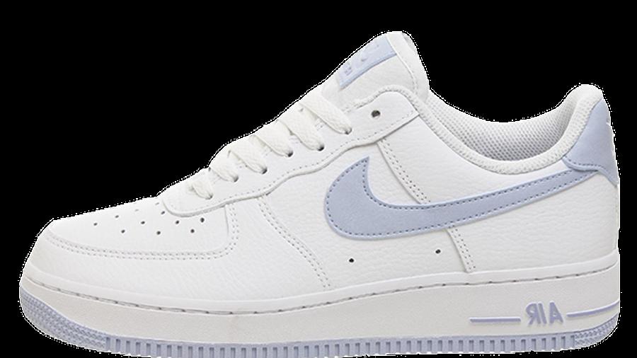 Nike Air Force 1 07 White Light Blue