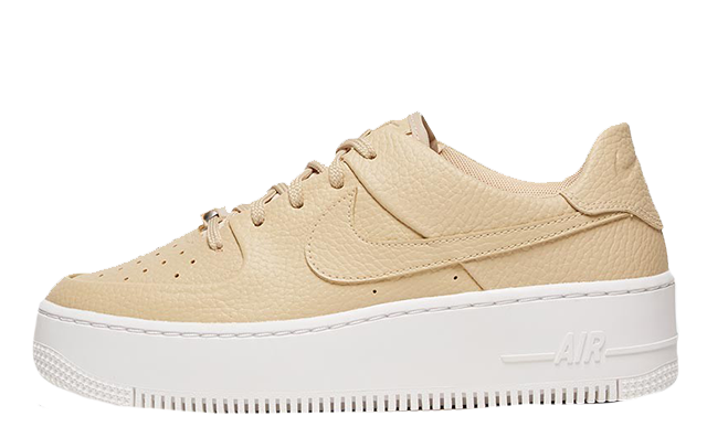 Nike Air Force 1 Sage Low Topaz Gold Womens | AR5339 700