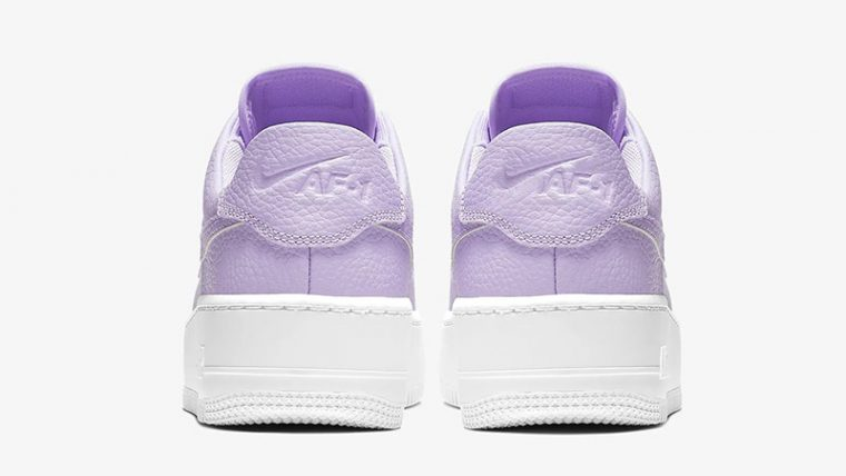 Nike Air Force 1 Sage Low Purple AR5339-500 01 thumbnail image