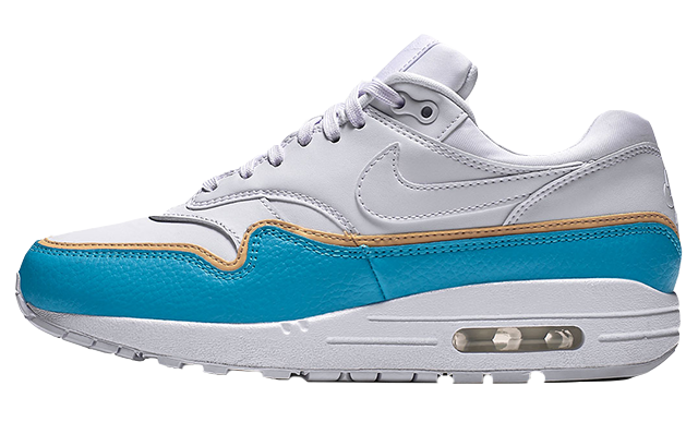 Nike Air Max 1 SE Blue Fury 881101-103