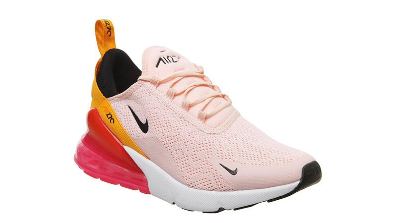 more photos d4808 3b74e Nike Air Max 270 Coral Orange