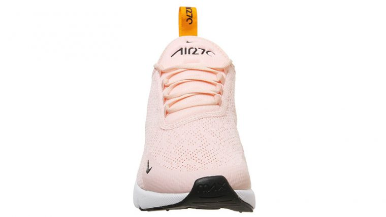 Nike Air Max 270 Coral Orange middle