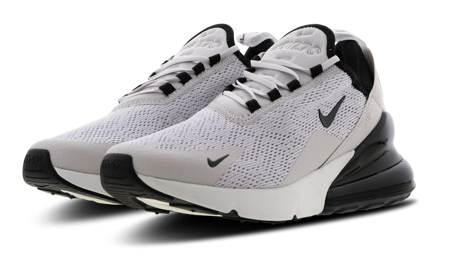 sports shoes 46ce6 30eed Nike Air Max 270 Grey Black | AH6789-012
