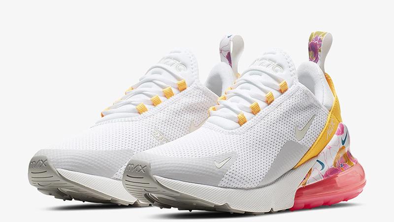 Nike Air Max 270 SE Floral White | AR0499 101