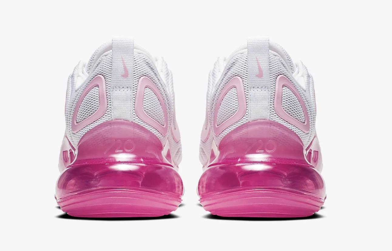 Nike Air Max 720 Laser Fuchsia Pink AR9293 103Sålen AR9293 103 The Sole