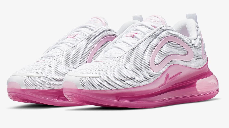 Nike Air Max 720 Laser Fuchsia Pink | AR9293 103